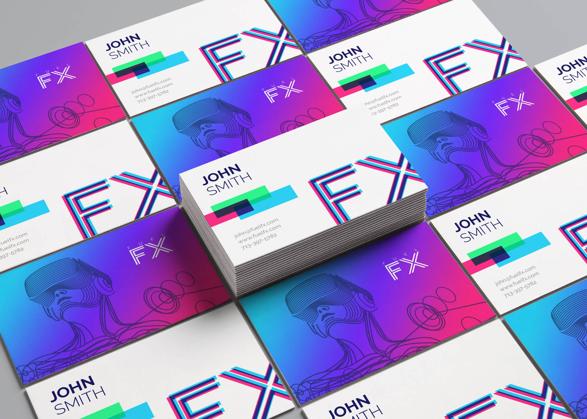 FuelFX Business Cards